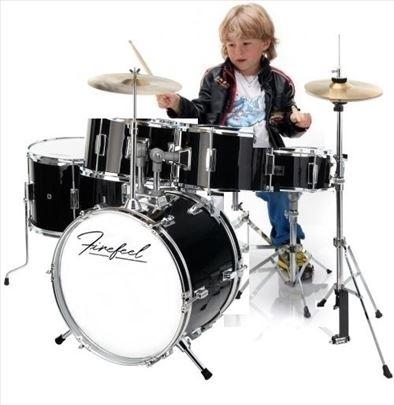 Dečji bubnjevi set petodelni komplet