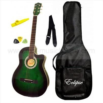 Gitarski paket Eclipse CX-S015C
