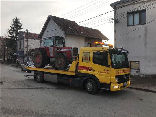 Prevoz poljoprivrednih masina Čeda Kragujevac