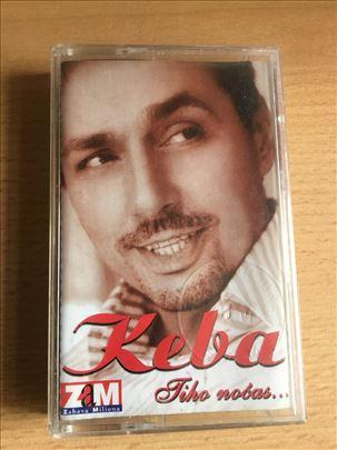 Audio kaseta Keba-Tiho nocas