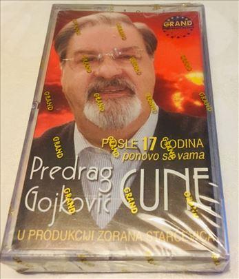 Audio kaseta Predrag Gojkovic Cune