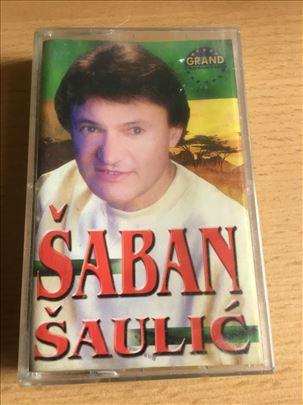 Audio kaseta Šaban Šaulić