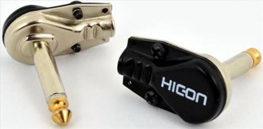Hicon HI-J63MA05 ugaoni džek 6,3mm