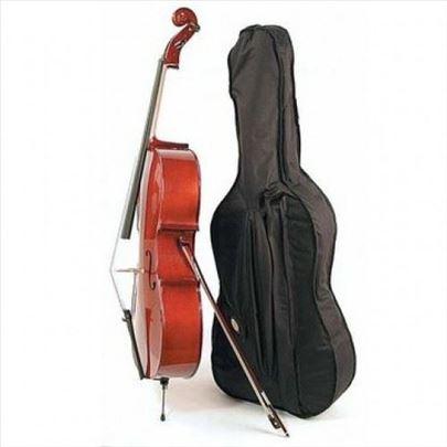 Firefeel S158-Violoncelo Violončelo veličine 3/4 u