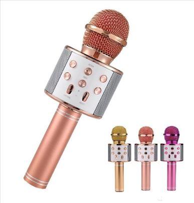Karaoke mikrofon WS-858 Bluetooth Mikrofon
