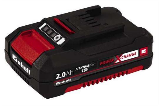 Power-X-Change 18V 2,0 Ah Baterija Einhell