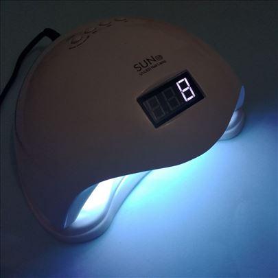 UV Lampa za nokte LED sa tajmer senzorom 48W Sun 5