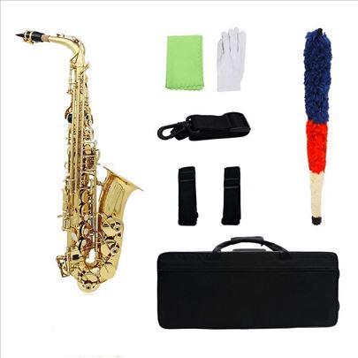 Alt Saksofon,novo,akcija,