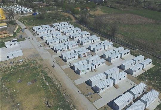Kontejneri za stanovanje, montažni građevinski top