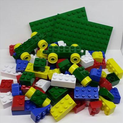Krupne kocke 150 elemenata