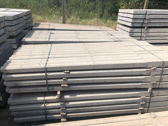 Betonski stubovi i ogrđivanje, kopanje,betoniranje