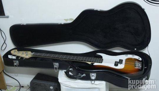 Firefeel B205CA Kofer za el.BAS gitaru