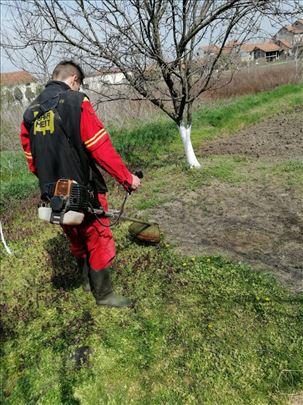 Uslužno košenje trave Darko