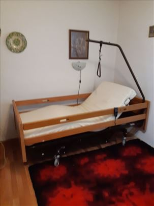 Bolnički krevet, dušek na poklon