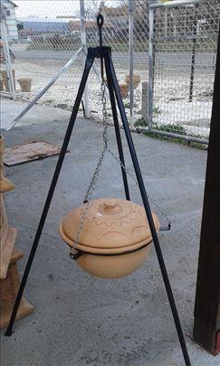 Ručno rađene posude od keramike