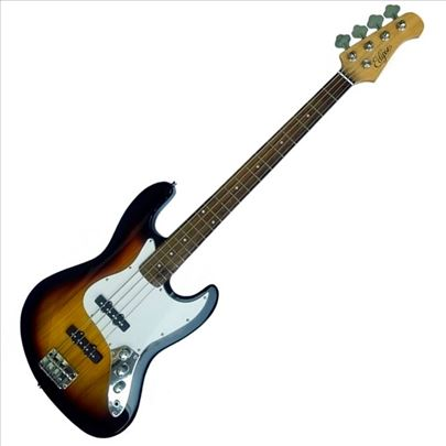 Eclipse JB SB Bass gitara