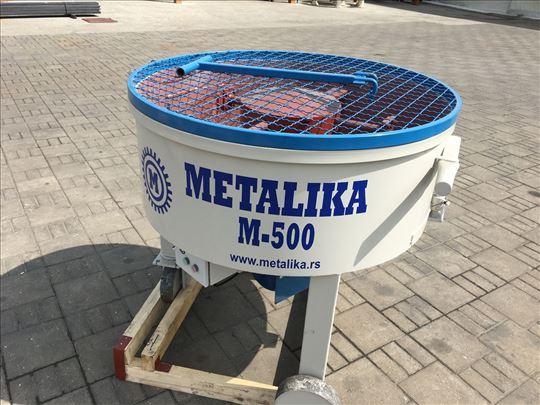 M-500 Mešalica za beton (Mešalice za beton)