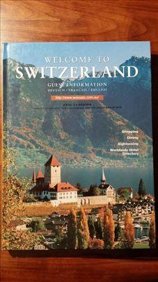 Švajcarska - Turistički vodič