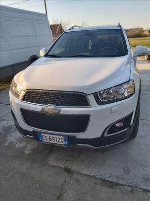 Chevrolet Captiva Tdi