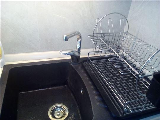 Slavina za sudoperu Rosan - King sa tri creva