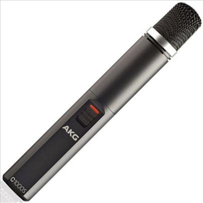 AKG C1000S MK4 kondenzatorski studijski mikrofon (
