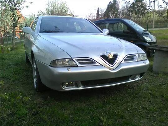Alfa Romeo 166 2500cc 24v