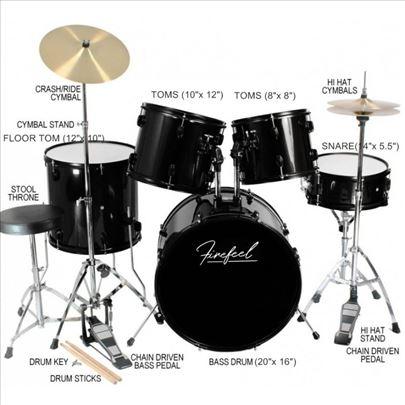 Firefeel D001 Akusticni bubnjevi set AKCIJA! ! dok
