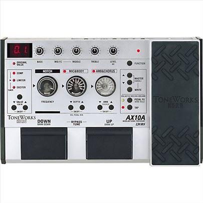 korg ax10 procesor za gitaru