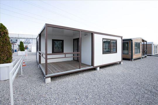 Kontejneri za stanovanje montažni građevinski Тop