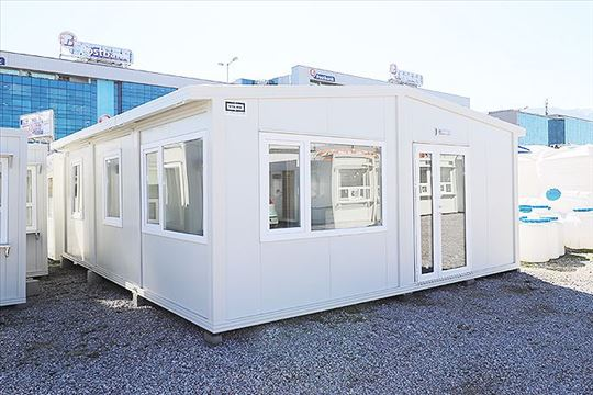 Kontejneri za stanovanje, montažni, kancelarijski