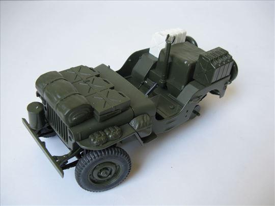 Solido 1/18 Jeep WILLYS za Dioramu i Delove