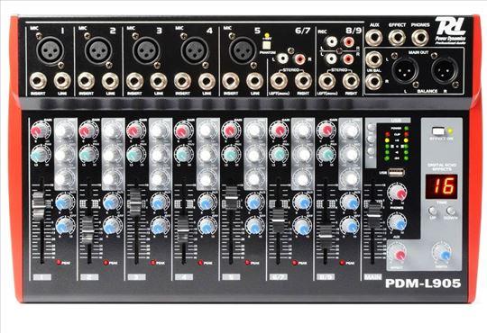 Power Dynamics PDM-L905 Mikseta