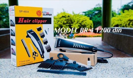 Mašinica za šišanje više modela
