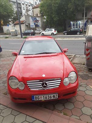 Mercedes-Benz C 180 cupe