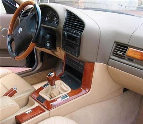BMW 3 E36 kozica menjaca i rucne NOVO! BEOGRAD