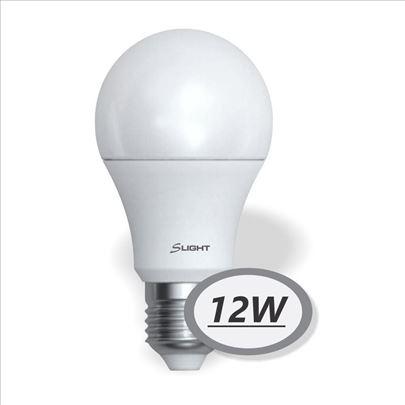 LED sijalica SL B60-12W-6000K  Rasveta:  SL B60-12