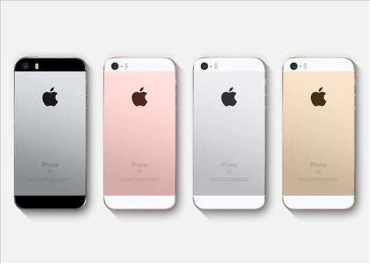 iPhone SE 32gb-gray-gold-silver-rose