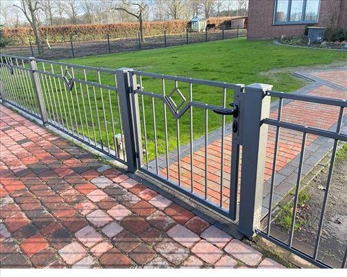Kovane i žičane kapije i ograde