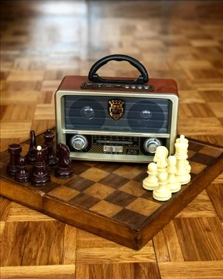 Retro Radio 3in1