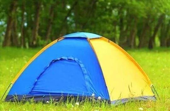 Šatori za kampovanje