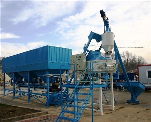 BS-15 METALIKA Betonska baza (15m3 / h)