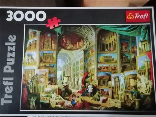 Puzzle 3000 kom