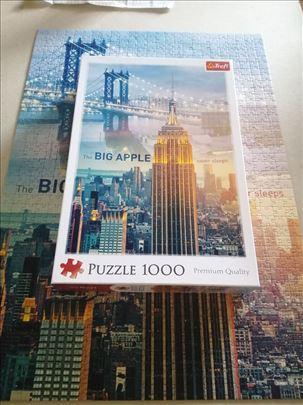 Puzzle 1000 kom