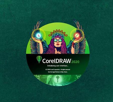 CorelDRAW 2020 kompletan