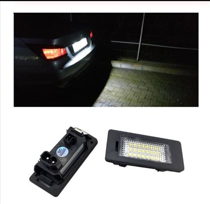 Led osvetljenje tablice BMW E39 X5 X6 E60 E90 E92
