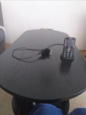 Alcatel telefon +punjač