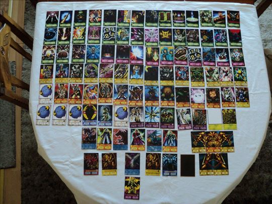 Yu Gi Oh! Karte Yugi deck 100 karata SPECIJAL