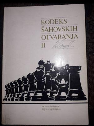 Kodeks šahovskih otvaranja