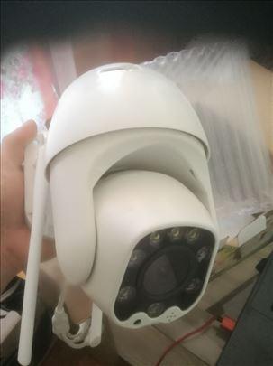 1080P PTZ IP Camera Wifi Outdoor Dome Wireless Wif