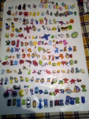 Kinder igracke 200 komada
